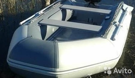 лодка пвх баджер 300 высота транца