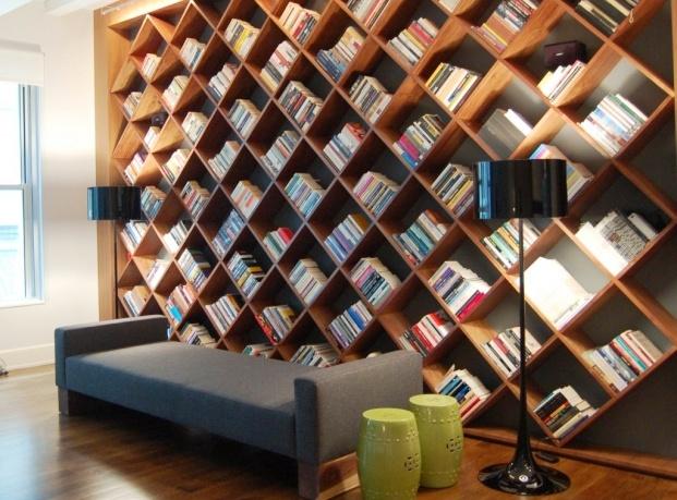 Мебель для библиотеки своими руками - Apevibro.ru