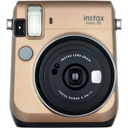 Фотоаппарат Fujifilm 70 Instax Mini Gold (342184)