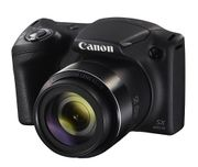 Фотоаппарат Canon PowerShot SX430 IS Black (384496)